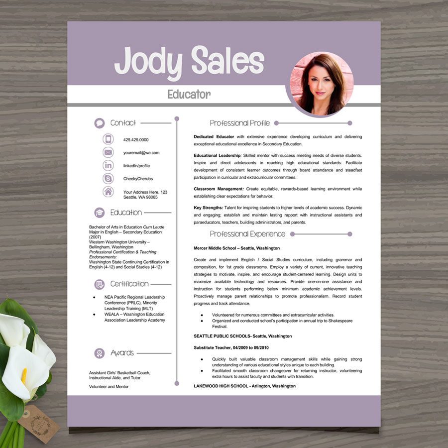 Featured archives the cheekycherubs see the full teacher resume template here for additional guidance and tips falaconquin